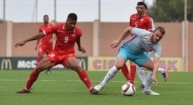 ไฮไลท์ฟุตบอล มอลต้า 0-1 ตุรกี