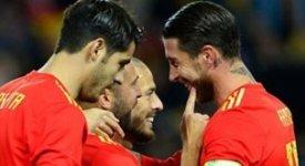 ไฮไลท์ฟุตบอล สเปน 5-0 คอสตาริกา