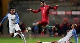 ไฮไลท์ฟุตบอล โปรตุเกส 1-1 สหรัฐอเมริกา