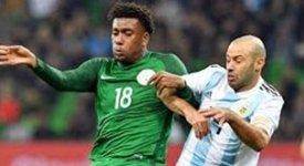 ไฮไลท์ฟุตบอล อาร์เจนตินา 2-4 ไนจีเรีย