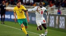 ไฮไลท์ฟุตบอล เซเนกัล 2-1 แอฟริกาใต้