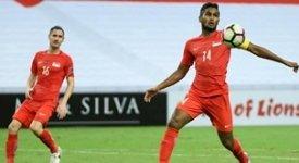 ไฮไลท์ฟุตบอล สิงคโปร์ 0-3 บาห์เรน