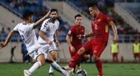 ไฮไลท์ฟุตบอล เวียดนาม 0-0 อัฟกานิสถาน