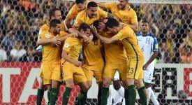 ไฮไลท์ฟุตบอล ออสเตรเลีย 3-1 ฮอนดูรัส