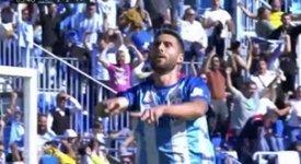 ไฮไลท์ฟุตบอล มาลาก้า 3-2 เดปอร์ติโบ ลา กอรุนญ่า