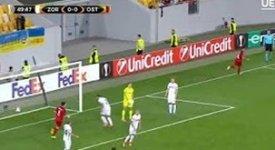 ไฮไลท์ฟุตบอล ออสเตอร์ซุนด์ส 2-0 ซอร์ย่า