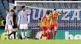 ไฮไลท์ฟุตบอล เรอัล โซเซียดาด 2-3 เยย์ดา เอสปอร์ติว