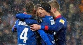 ไฮไลท์ฟุตบอล ซีเอสเคเอ มอสโก 6-0 เอฟเคตอสโนว์