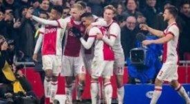 ไฮไลท์ฟุตบอล อาแจ็กซ์ อัมสเตอร์ดัม 3-0 พีเอสวี ไอนด์โฮเฟ่น