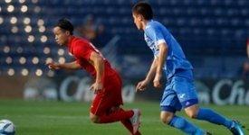 ไฮไลท์ฟุตบอล อุซเบกิสถาน 2-1 เวียดนาม