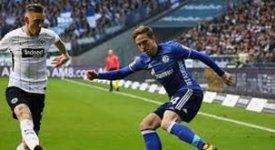 ไฮไลท์ฟุตบอล แฟรงค์เฟิร์ต 2-2 ชาลเก้ 04