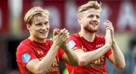 ไฮไลท์ฟุตบอล อาแซด อัลค์มาร์ 1-2 อาแจ็กซ์ อัมสเตอร์ดัม