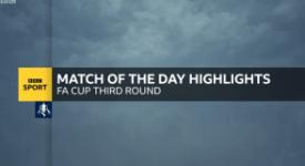 ไฮไลท์ฟุตบอล BBC Match of the Day – FA Cup Highlights 27 January 2018