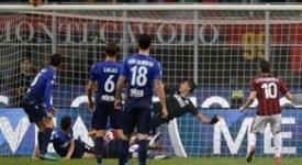 ไฮไลท์ฟุตบอล เอซี มิลาน 0-0 ลาซิโอ