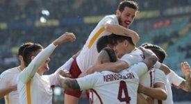 ไฮไลท์ฟุตบอล เอลลาส เวโรน่า 0-1 โรม่า