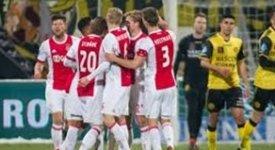 ไฮไลท์ฟุตบอล โรด้า เจซี 2-4 อาแจ็กซ์ อัมสเตอร์ดัม