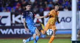 ไฮไลท์ฟุตบอล เชียงราย ยูไนเต็ด 1-0 ชลบุรี เอฟซี