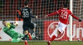 ไฮไลท์ฟุตบอล เซอร์เวน่า ซเวซด้า 0-0 ซีเอสเคเอ มอสโก