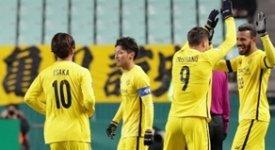 ไฮไลท์ฟุตบอล ชอนบุก ฮุนได มอเตอร์ส 3-2 คาชิว่า เรย์โซล