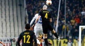 ไฮไลท์ฟุตบอล เออีเค เอเธนส์ 1-1 ดินาโม เคียฟ