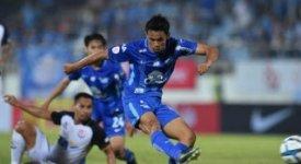 ไฮไลท์ฟุตบอล ชลบุรี เอฟซี 1-1 ราชนาวี