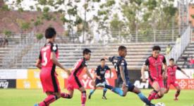 ไฮไลท์ฟุตบอล พัทยา ยูไนเต็ด 4-1 ชัยนาท เอฟซี