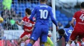 ไฮไลท์ฟุตบอล คาร์ดิฟฟ์ ซิตี้ 1-0 มิดเดิลสโบรช์