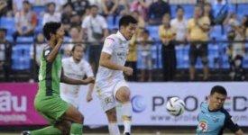 ไฮไลท์ฟุตบอล อุบล ยูเอ็มที ยูไนเต็ด 3-1 พีที ประจวบ เอฟซี