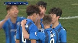 ไฮไลท์ฟุตบอล อุลซาน ฮุนได โฮรางอี 2-1 คาวาซากิ ฟรอนตาเล่