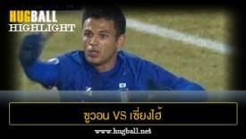 ไฮไลท์ฟุตบอล ซูวอน ซัมซุง บลูวิงส์ 1-1 เซี่ยงไฮ้ เสิ่นหัว