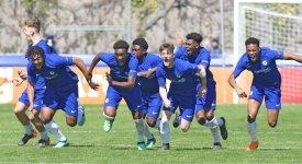 ไฮไลท์ฟุตบอล เชลซี 2-2 ปอร์โต้ (ยูฟ่า ลีกเยาวชน U19)