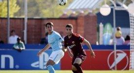 ไฮไลท์ฟุตบอล แมนเชสเตอร์ ซิตี้ 4-5 บาร์เซโลน่า (ยูฟ่า ลีกเยาวชน U19)
