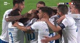 ไฮไลท์ฟุตบอล ฝรั่งเศส 1-1 อิตาลี (U21)