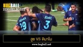 ไฮไลท์ฟุตบอล Luch Minsk 1-1 ดินาโม เบรสต์
