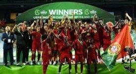 ไฮไลท์ฟุตบอล อิตาลี 3-4 โปรตุเกส (U19)