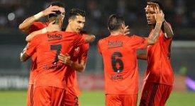 ไฮไลท์ฟุตบอล ปาร์ติซาน เบลเกรด 1-1 เบซิคตัส (ยูฟ่า ยูโรป้า ลีก)