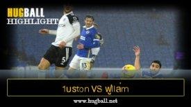 ไฮไลท์ฟุตบอล 1บรton llauด์ อัลlบียu vs ฟูllล่m
