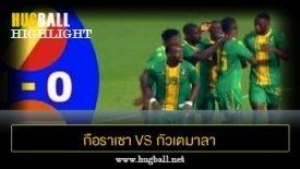 ไฮไลท์ฟุตบอล ไนเจอร์ 0-1 คองโก (กระชับมิตรทีมชาติ)