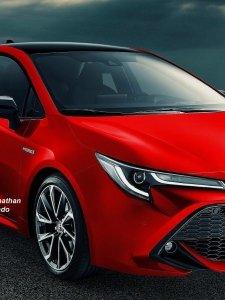 เท่เลย!! ว่าที่ Toyota Corolla Altis เจนใหม่จากนักออกแบบอิสระ