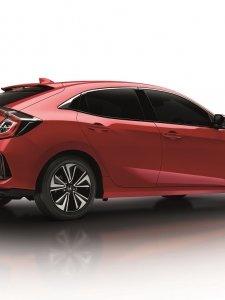 เจาะรถเด่น!! Honda Civic Hatchback เก๋ง 5 ประตูตัวฮอต...พร้อมสีใหม่ในราคาเดิม