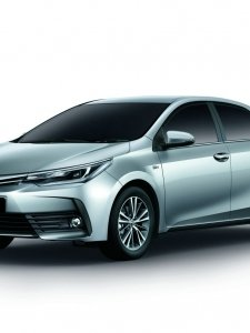 Toyota Corolla Altis MY2018 เสริมทัพใหม่…เก๋งสปอร์ตยอดนิยม ด้วยรุ่น 1.8 S
