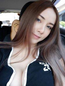 (รูปภาพ เซ็กซี่ 18+) น้องอูมามิ นางแบบสาวไทยหุ่นแซ่บ ที่ดังไกลถึงจีน
