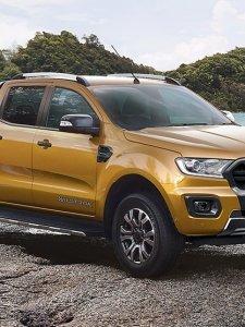 เจาะรถเด่น!! Ford Ranger Facelift ปรับอีกครั้งกระบะสายพันธุ์แกร่ง
