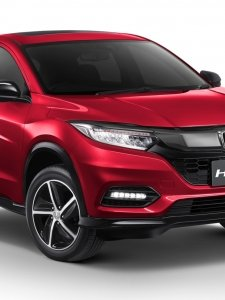 Honda HR-V Facelift ภาพลักษณ์ใหม่สปอร์ตอเนกประสงค์พรีเมี่ยม เริ่ม 949,000 บาท
