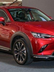 ตัดหน้าพี่ไทย!! Mazda CX-3 หน้าใหม่..อเนกประสงค์เพื่อคนเมือง