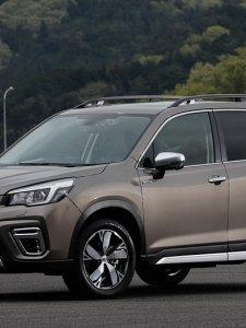 All New Subaru Forester เจ้าป่าจอมลุยเจนใหม่