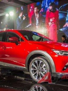 New Mazda CX-3 หล่อใหม่ รถยนต์ Crossover คนเมือง เริ่ม 879,000 บาท