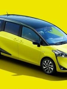 Toyota Sienta Facelift หล่อโดนใจ…อเนกประสงค์คนเมืองยุคใหม่