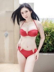 (รูปภาพ เซ็กซี่ 18+) น้องแนน