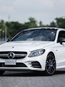 Mercedes-Benz เปิดตัวทีเดียว 3 รุ่นรวด C 43 4MATIC Coupe, E 63 S 4MATIC+ ...